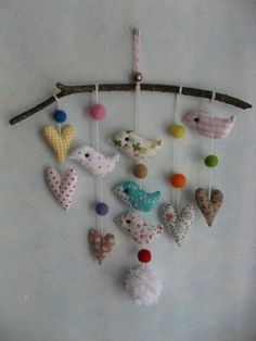 cute idea for a baby's room