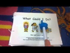 Could sight word book Listening Station, Dolch Sight Words, Story Video, Kindergarten, Videos, Books, Libros, Book, Kindergartens