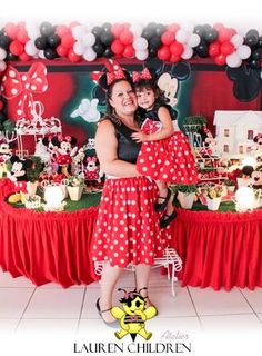 Girl 2nd Birthday, Diy Birthday, 1st Birthday Parties, Mickey Birthday Cakes, Minnie Mouse Birthday Decorations, Mickey E Minnie Mouse, Rose, Ideas, Casino Party