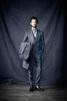Berluti Fall 2012 Menswear Collection on Style.com: Complete Collection