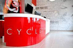 CycleBar® is the world's first and only Premium Indoor Cycling™ franchise. We offer concierge-level service, premium amenities, and an invigorating concert environment designed to Rock Your Ride™.