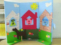 Atividades para maternal, creche e berçário: Plano de aula para maternal - Os 03 porquinhos