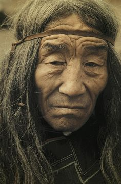 Evenk Shaman An old Evenk shaman's face. The Republic of Buryatia.An old Evenk shaman's face. The Republic of Buryatia. Old Faces, Many Faces, We Are The World, People Around The World, Too Faced, World Cultures, Interesting Faces, Native American Indians, Portrait Photography