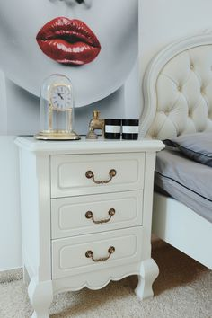 Dresser As Nightstand, Modern, Table, Furniture, Home Decor, Trendy Tree, Decoration Home, Room Decor, Tables