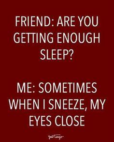 On needing way more sleep than you're getting. #ParentsKids&Parenst