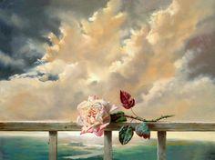 Rose in the Clouds - Flowers Wallpaper ID 1095412 - Desktop Nexus Nature