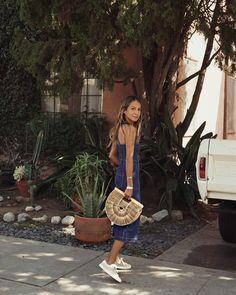 8 Looks Con Vestido Y Zapatillas De La Estilosa Sincerely Jules Para Inspirarte Este Verano | Cut & Paste – Blog de Moda