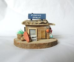 Hey, I found this really awesome Etsy listing at https://www.etsy.com/uk/listing/462719583/wooden-house-driftwood-fishing-shack