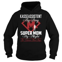 Kasseassistent Super Mom Job Title TShirt