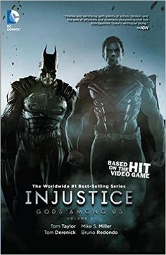Injustice: Gods Among Us Vol. 2 (2013)