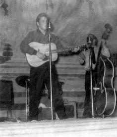 Elvis Presley - Memorial Auditorium - Wichita Falls, TX April 9th 1956