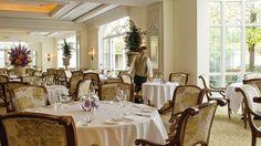 Seasons Restaurant at Four Seasons Hotel Dublin
