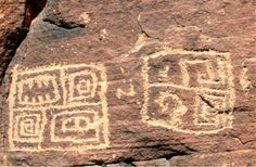 May 19, 2015- Chinese explorers left a sign that they were here a long time ago. Arizona cartouche petroglyphs. see Ancient Origins article.