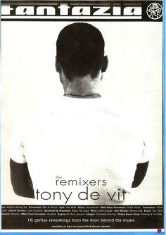 Tony De Vit compilation album for Fantazia, both Tony's 99th Floor Elevators remixes were on there.