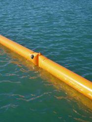 BARRERAS DE CONTENCIÓN. Barreras hinchables. BH750/BH1000/BH1200/BH1500. Barrera con cámaras de flotación hinchables que garantiza una flotabilidad excepcional en cualquier condición.