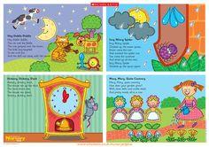 nursery rhyme characters - Google Search