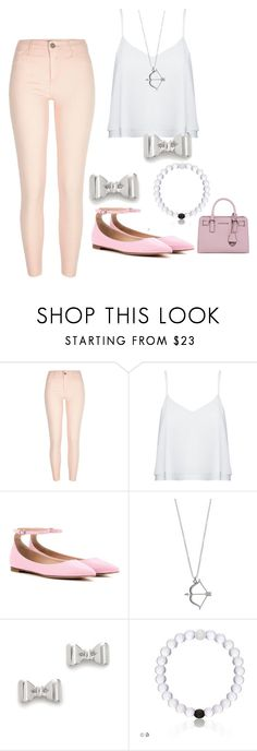 """""""Untitled #184"""" by cuteskyiscute ❤ liked on Polyvore featuring Alice + Olivia, Gianvito Rossi, Marc by Marc Jacobs and MICHAEL Michael Kors"""