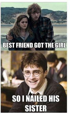 Harry potter Win