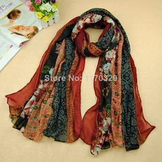 Cheap scarves and wraps stoles, Buy Quality scarves clothing directly from China scarf bag Suppliers:   new 2014 fashion women summer spring Accessories scarf pashmina shawl cape voile tippet muffler lady scarves US $ 4.8