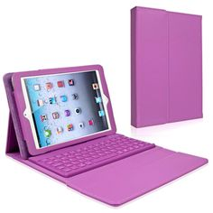 @Overstock.com - BasAcc Leather Case Stand with Bluetooth Adapter for Apple iPad Mini - This is a BasAcc purple leather case stand with Bluetooth keyboard for Apple� iPad Mini. Improve your iPad's functionality with this case. http://www.overstock.com/Electronics/BasAcc-Leather-Case-Stand-with-Bluetooth-Adapter-for-Apple-iPad-Mini/7639490/product.html?CID=214117 $18.25