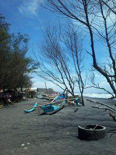 one of beutiful beach in Indonesia