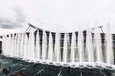 The city of fountains. #ForeverRoyal #TheK