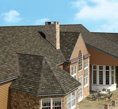Tri-State Windows, Siding & Roofing,  GAF roof, Country Mansion Estate Oak tristatecompany.com