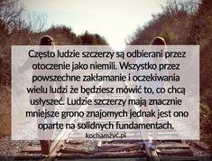 KochamZyc.pl Quotations, Mens Sunglasses, Quotes, Life, Men's Sunglasses, Quote, Quote, Shut Up Quotes, Shut Up Quotes