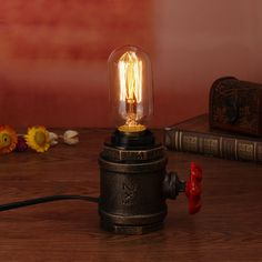 Lamps & Shades Motivated Lovely Pumpkin Desk Lamp Modern Eye Protection E27 Bulb Table Light Switch Bedside Living Room Nightlight Lights & Lighting