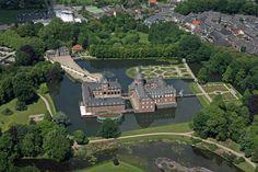 Prächtige Baukunst im Münsterland - Die Wasserburg Anholt