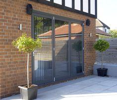 Bi-Fold Doors   Concertina Doors   EYG Windows and Doors
