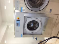Solvent free systems for UK dry cleaners