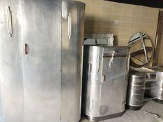 Hawker Aluminium Möbel