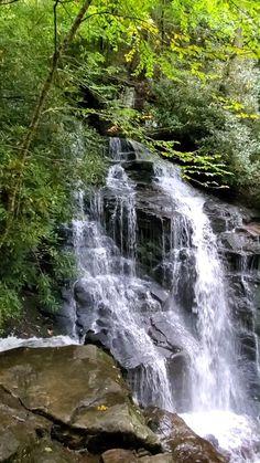 Beautiful Photos Of Nature, Beautiful Nature Wallpaper, Beautiful Places To Travel, Amazing Nature, Beautiful Landscapes, Nc Waterfalls, Beautiful Waterfalls, Landscape Photography, Nature Photography