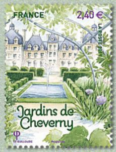 French Garden - Cheverny