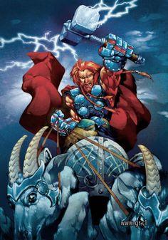 Thor fodão b