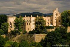 Wolfsburg Castle Germany   Keywords: castle, austria, travel, trees, place, wolfsburg castle ...