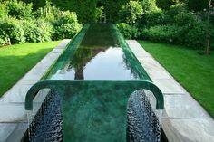 Tavoleau at Clinton Garden in Sussex, UK by William Pye