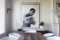 An apartment that packs a punch: Rue Magazine: Soledad Alzaga Designed Home via @Maia McDonald