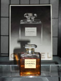 My fragrance 2011-now: Cuir de Russie by Chanel