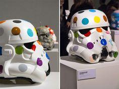 art-wars-artists-transform-stormtrooper-helmets-at-saatchi-gallery-designboom-03