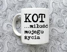 Kitty- my Love. Mug.