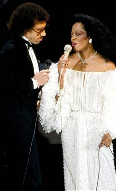 Diana Ross & Lionel Richie - Endless Love....