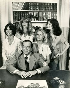Charlie's Angels......and Bosley, too. Loved watching old re-runs of this show when I was a kid.