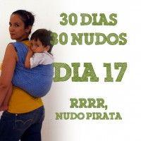 Día 17.- RRRR, Nudo pirata #30dias30nudos