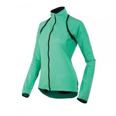 Wind and water-resistant fabric create a lightweight barrier between you and the elements, while four-way stretch encourages maximum range of motion. Running Jacket, Range Of Motion, Sport, Lightweight Jacket, Convertible, Jackets For Women, That Look, Fitness, Sleeves
