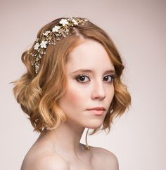 Little Lux - Bridal headband