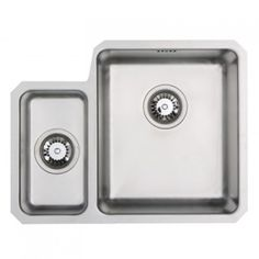 Camel Oasis Combination 25mm Stainless Steel Kitchen Sink