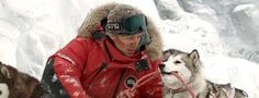Antartica, prisonniers du froid : Photo Frank Marshall, Paul Walker