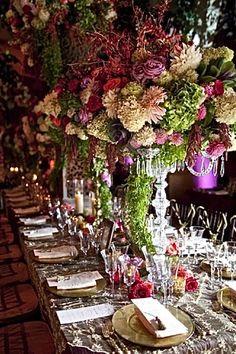 Chintz & Company - Decorative Furnishings - Floral Inspiration